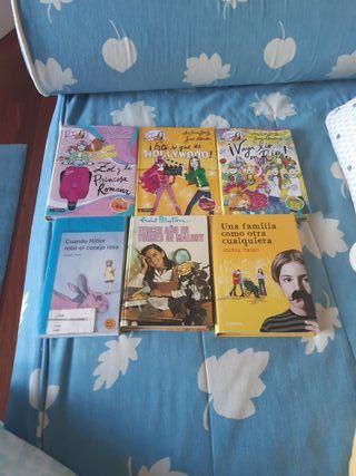 lote de libros escucho ofertas