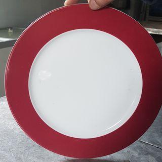 12 Bajo plato cerámica