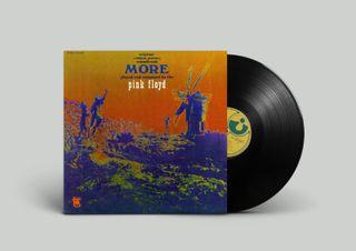 """Pink Floyd Soundtrack """"More"""" - 1974 - Edición"""