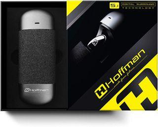 Auriculares Bluetooth Hoffman Tecnología 5.1