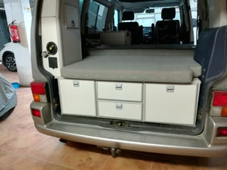 """Volkswagen Caravelle """"californizada"""""""