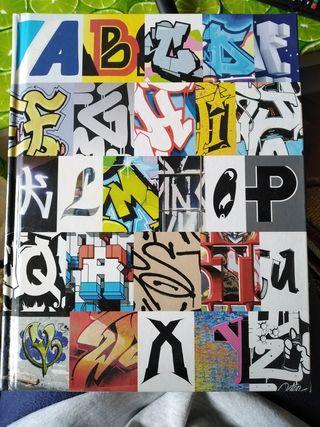 Libro Alfabeto Graffiti