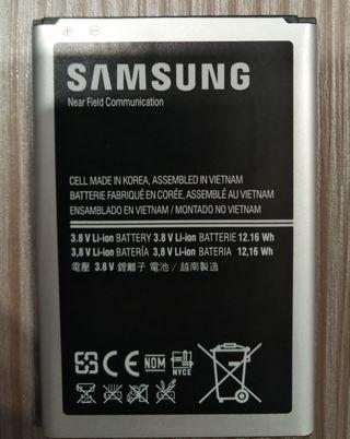 Bateria note 3