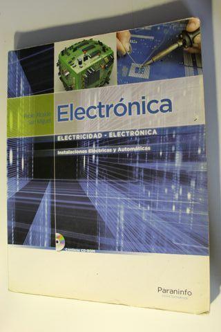 Libro de texto de Electrónica