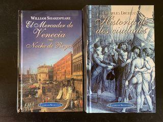 Libros Clásicos 2x1