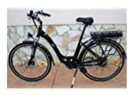 Bicicleta eléctrica seminueva