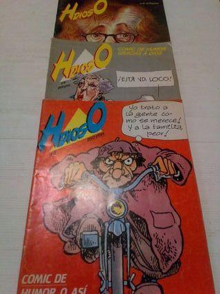 Cómic Revista HDiosO Cómic Humor