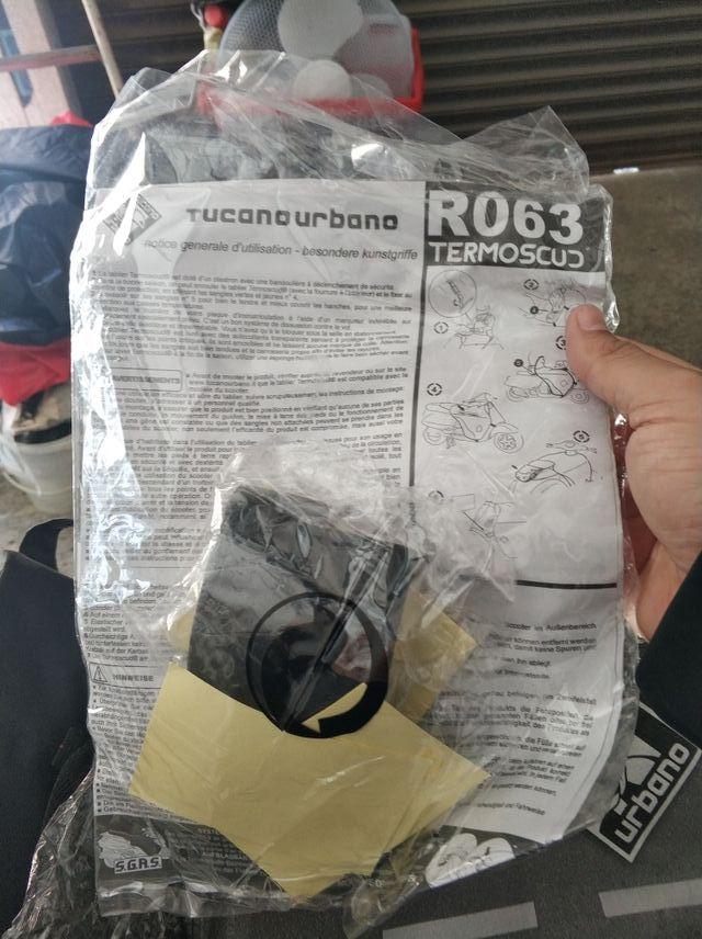 manta tucano urbano para Suzuki burgman