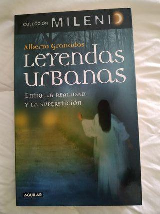 leyendas urbanas. Alberto Granados