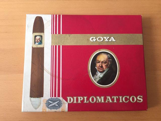 Caja Goya vintage