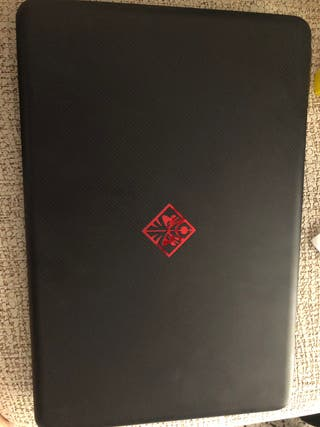 "Portátil hp omen 17 "" core i7 6700HQ 16 GB"