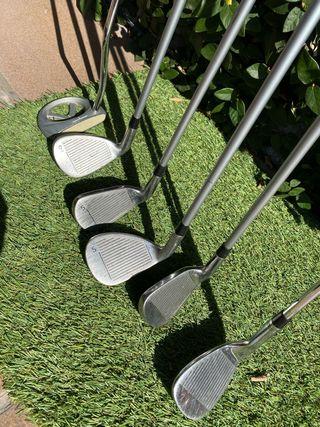 Palos Golf Maspro mas 56 grados!