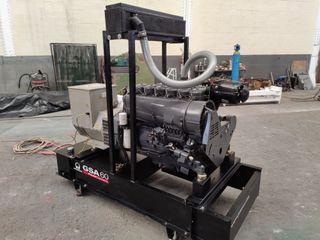 Generador diesel Pramac de 60 KVA Stamford