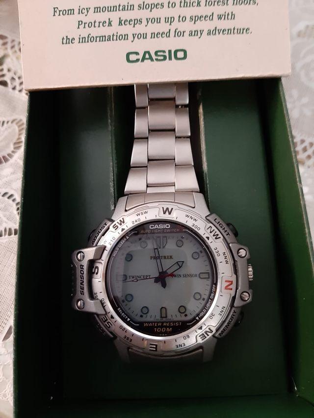 Reloj Casio Pro Trek PRT-500, NUEVO, A ESTRENAR!