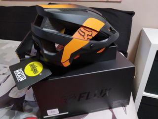 casco bici fox flux mips a estrenar talla S/M