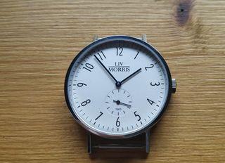 LIV MORRIS Bauhaus automático reloj Tethys