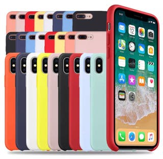 Fundas Todos los IPhone Silicona