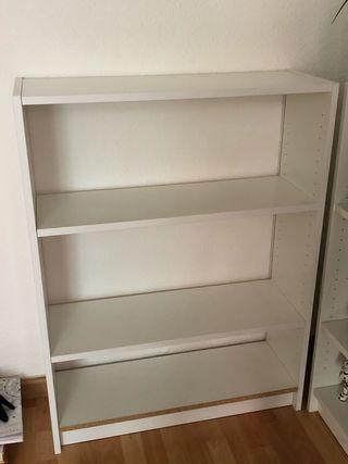 estantería billy blanco lacado Ikea