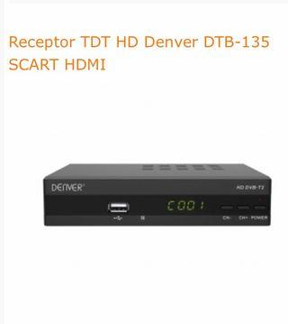 Receptor TDT CON USB