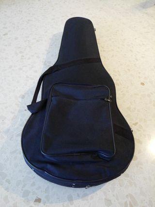Funda compacta para guitarra eléctrica