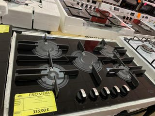 Placa Ariston Hotpoint PKQ755DGHK 5 Fuegos