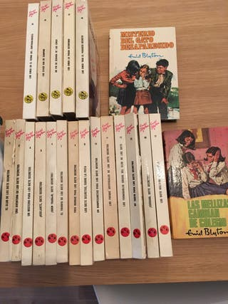 Libros infantiles/juveniles años 80