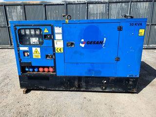 GESAN 30 KVA diesel grupo electrogeno