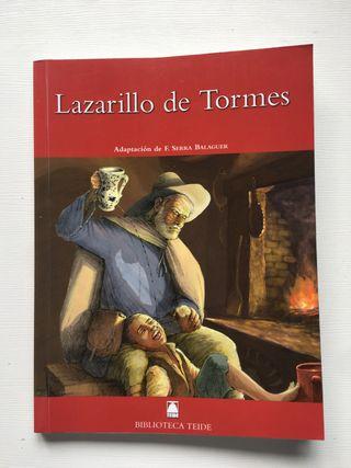 Lazarillo de Tormes.Adaptación de F.Serra Balaguer