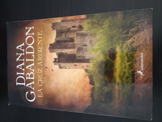 Libros saga Outlander de Díana Gabaldon