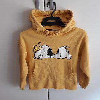 Sudadera Snoopy Talla 9 años