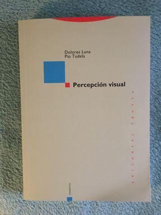 Libro percepción visual UNED