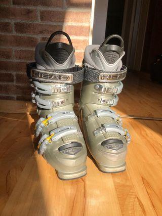 Botas de esquí Head talla 38