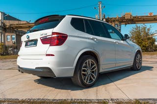 ALERON LIP BMW X3 F25 M-PACK FACELIFT 2014-2017 MA