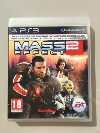 Videojuego PS3 Mass Effect 2