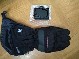 guantes calefactables S