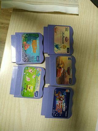 Pack juegos consola vtevh