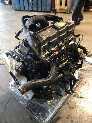 Motor Mitsubishi Montero 2.8 td 4m40