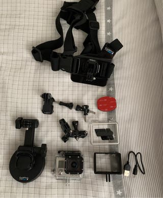 Camara video GoPro Hero 3 Silver Wifi