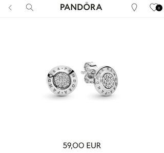 Pendientes de Pandora