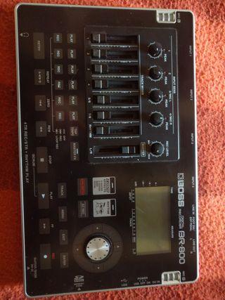 Roland BR-800 grabadora multipistas