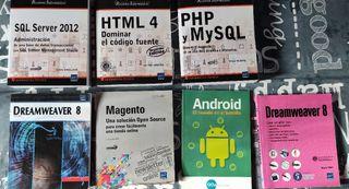 Pack de libros de programación