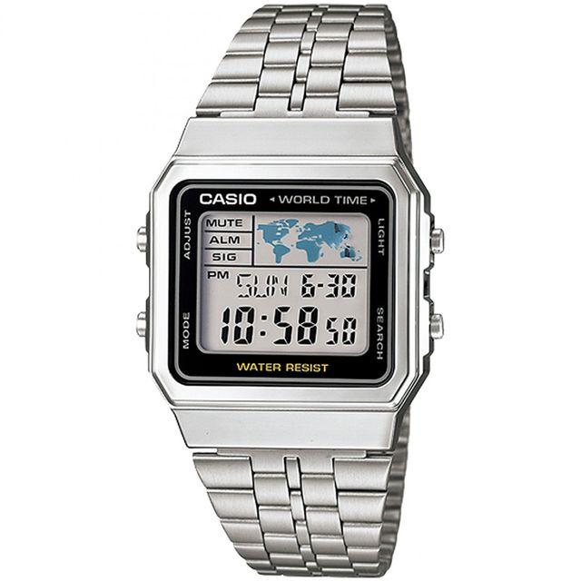 Ref. 19000 | Reloj Casio A-500WEA-1EF Unisex Cron