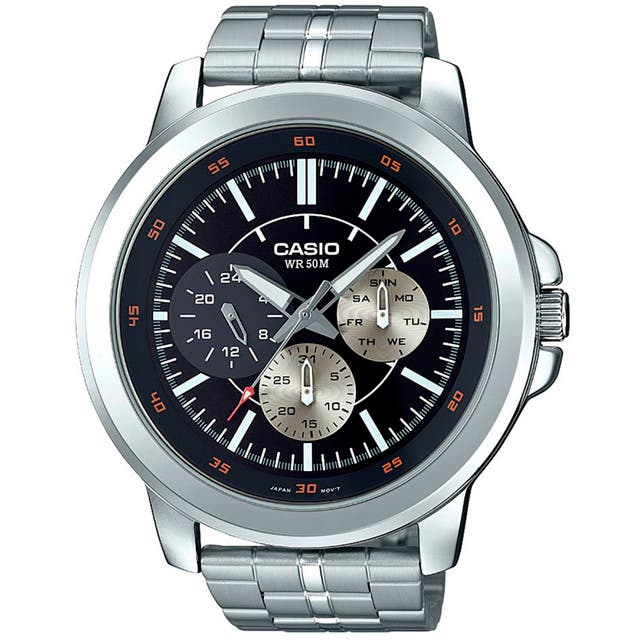 Ref. 02863   Reloj Casio Mtp-X300D-1E para Hombre
