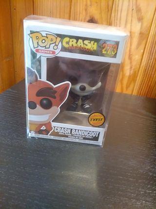 Funko Pop! Crash Bandicoot CHASE
