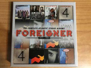 FOREIGNER. THE COMPLETE ATLANTIC STUDIO ALBUMS 7CD