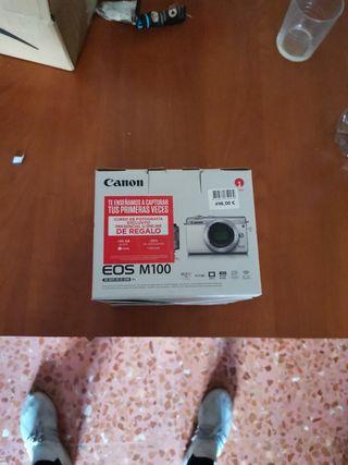 KIT CANON M100 EF-M15-45