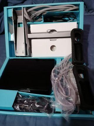 Wii Black Edition+Juegos+Accesorios (Negociable€€)