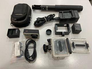 GoPro Hero 3 black edition + accesorios