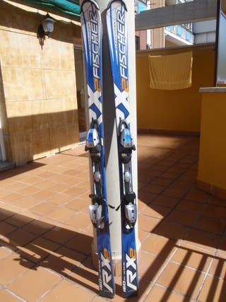 Esqui FISCHER RX2 + Botas Atomic B TECH SERIES 70