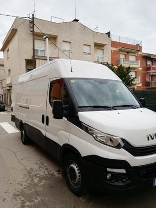 Iveco furgoneta